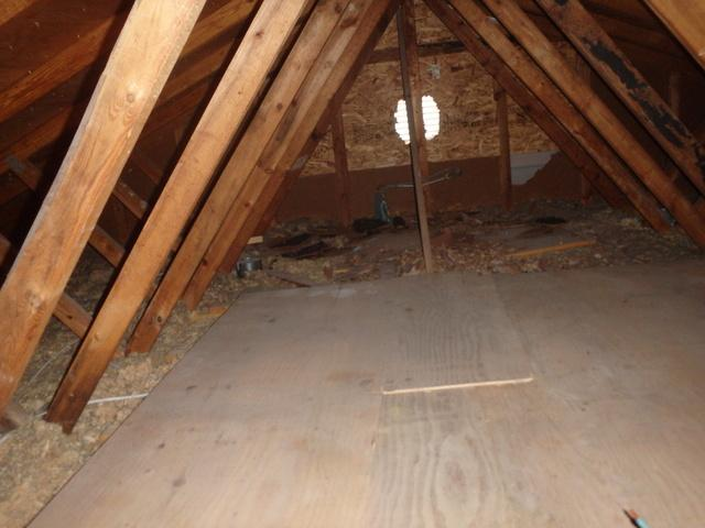 Upgraded Attic Insulation in Crownsville, MD