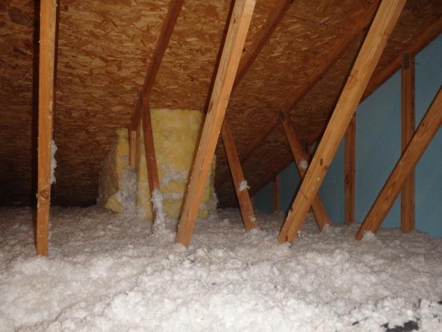 Attic Newly Insulated in Waldorf, MD
