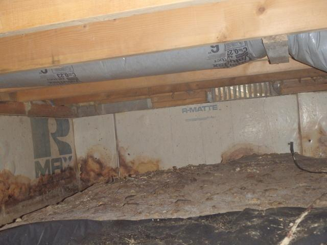 Crawl Space Insulation in Lexington Park, MD