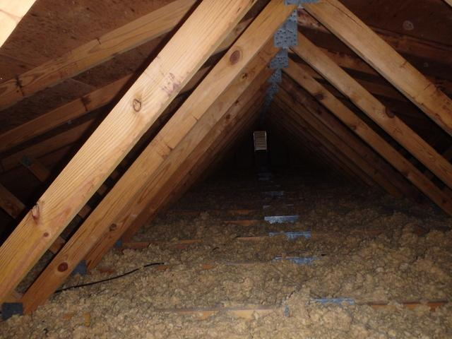 Attic Insulated in White Plains, MD
