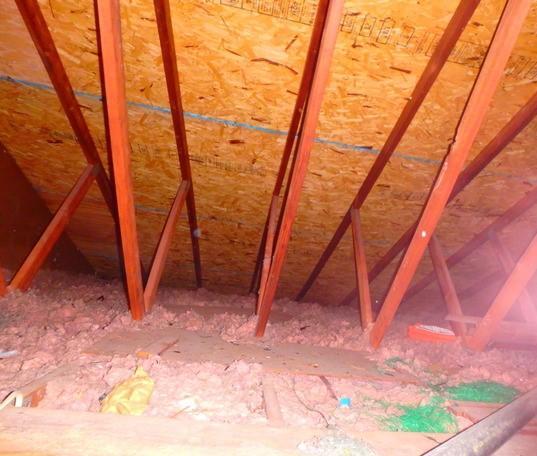 Attic Blown Insulation in Millersville, MD