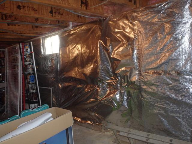 Basement Insulation Repair in Dunkirk, MD - After Photo