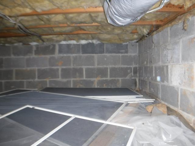 Crawlspace Insulation in Rockville, MD