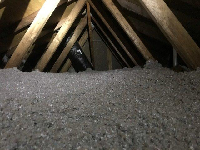 Cellulose Blown Insulation in Annapolis MD