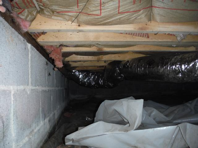 Crawl Space Insulation in Dunkirk, MD