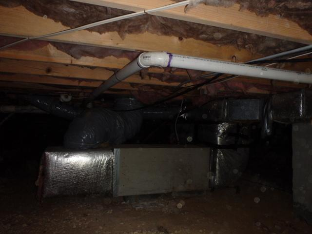 Clean Space Crawl Space in Deale, MD