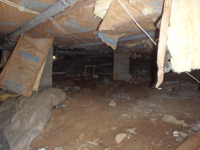 Crawl Space Encapsulation in Edgewater, MD