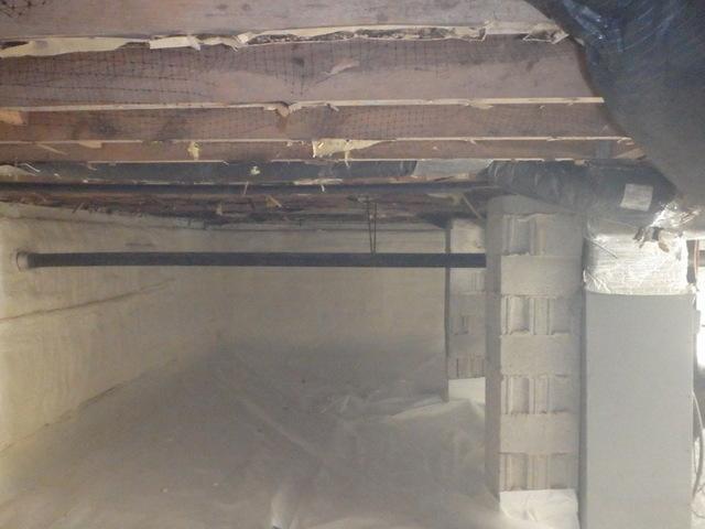 Spray Foam Insulation in Newburg, MD