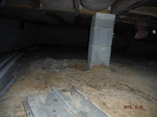 Crawl Space Insulation in Charlotte Hall, MD
