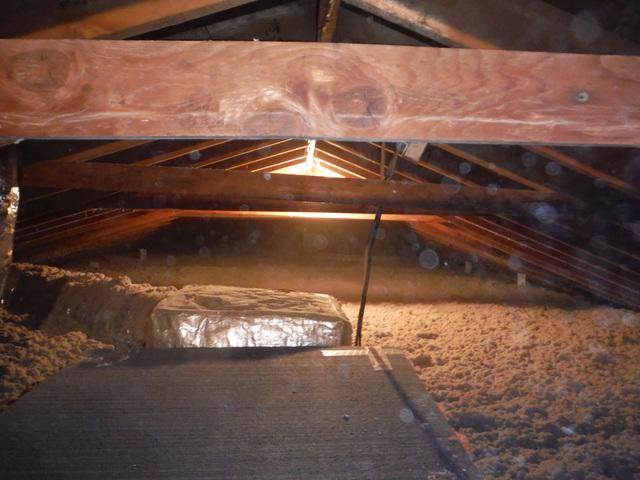 Insufficient Attic Insulation in Chevy Chase, MD