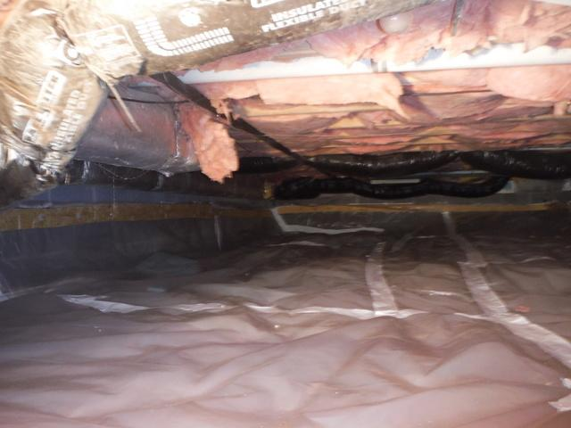 Crawl Space Sealing in Huntingtown, MD