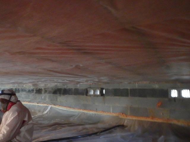 Crawl Space Insulation in La Plata, MD