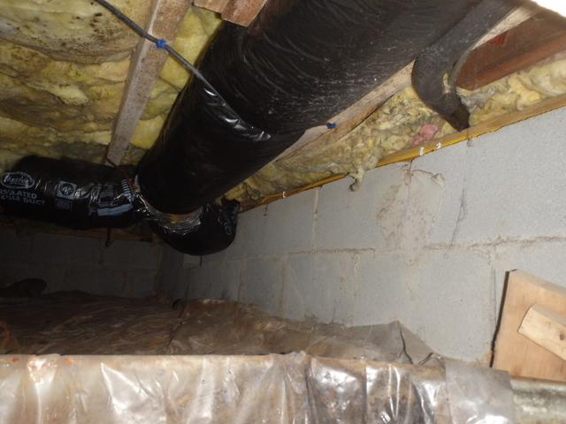 Crawl Space Insulation in Owings, MD