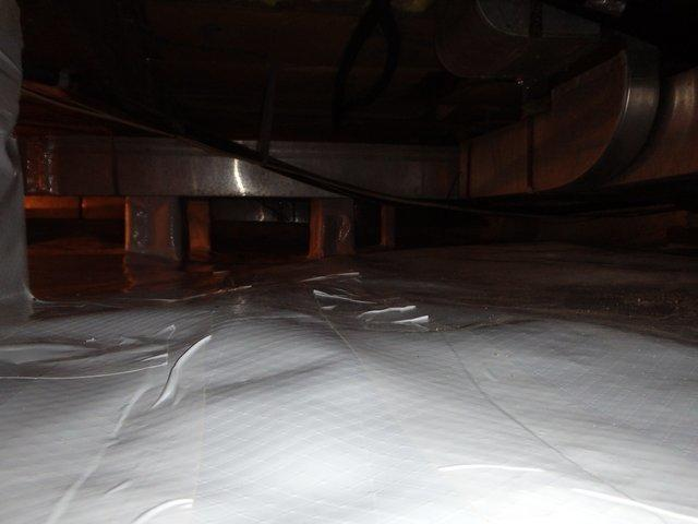 CleanSpace Crawl Space in Annapolis