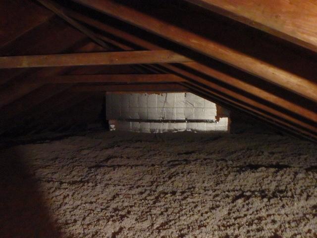 Insufficient Attic Insulation in Beltsville, MD