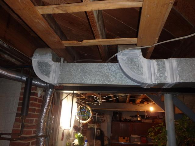 Air Duct Sealing in Berwyn Heights, MD