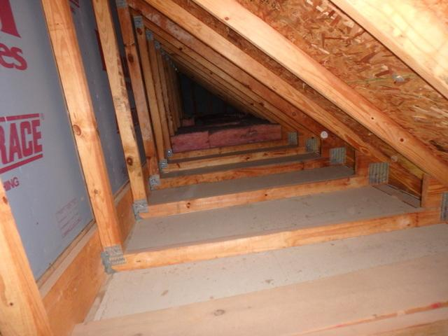 Spray Foam Insulation in Upper Marlboro, MD - Before Photo