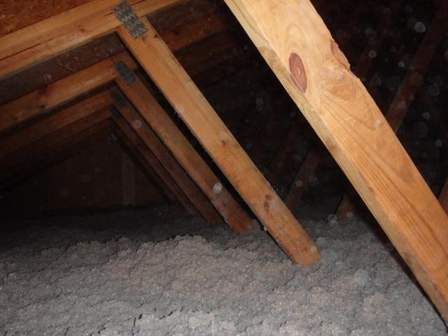 Attic Insulation in Capitol Heights, MD