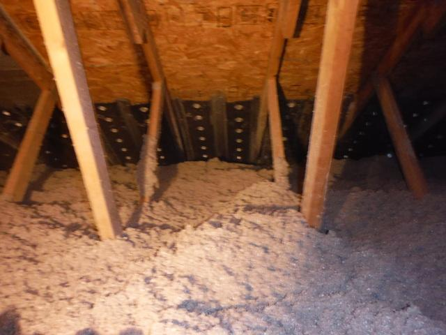 Blown in Cellulose Insulation in Hyattsville, MD