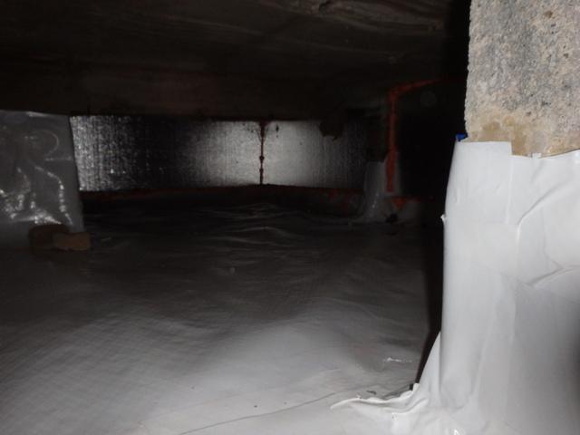 Cleanspace Crawlspace in Annapolis