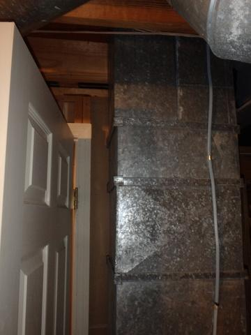 Duct Sealing in Washingtin,DC - Before Photo