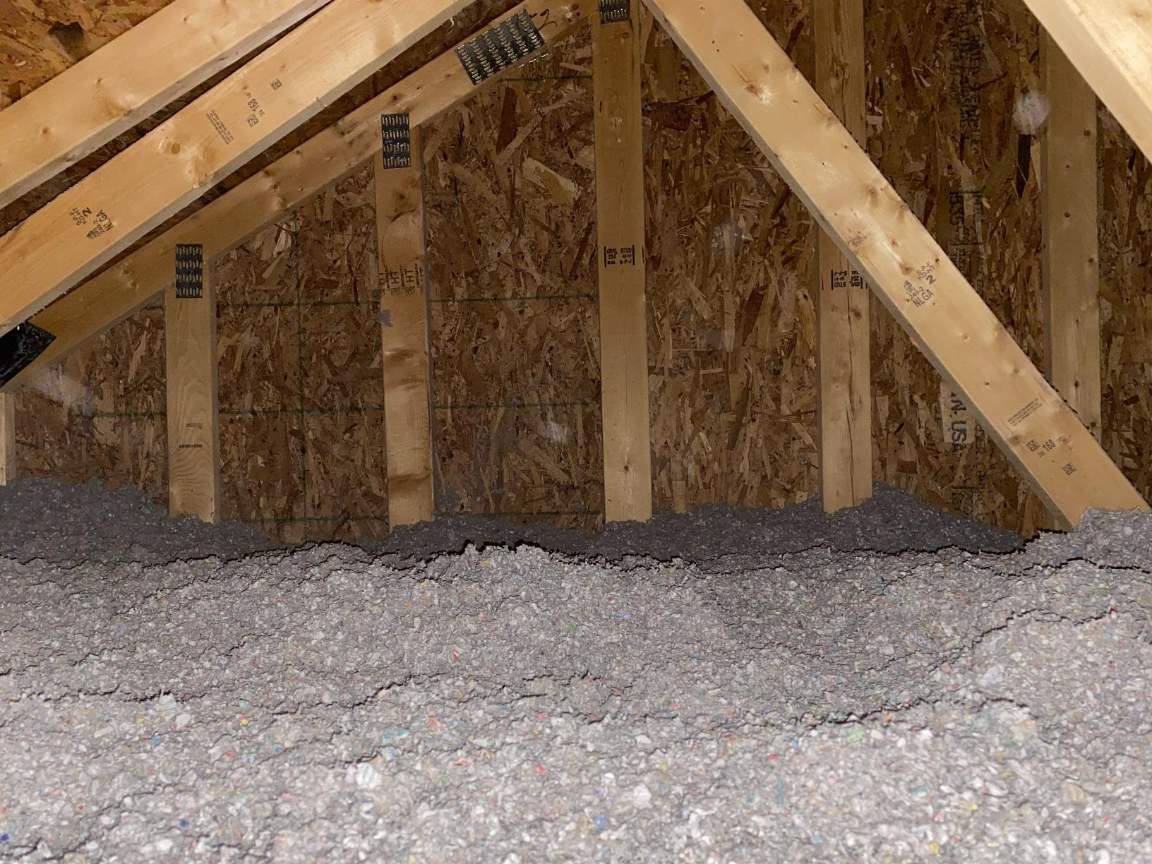 Insulating a new attic in Venetia, PA - After Photo