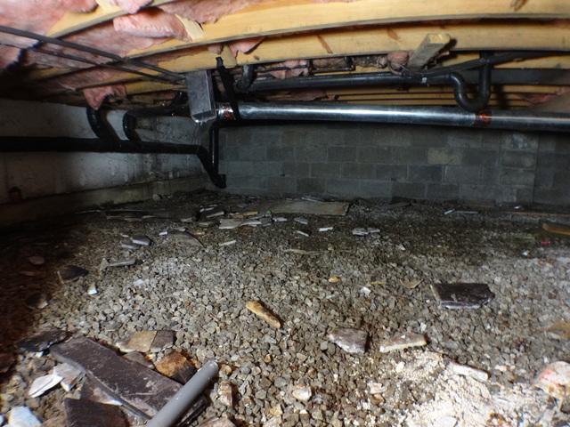 Steubenville OH Crawl Space Encapsulation
