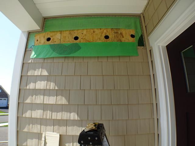 Canonsburg PA Insulating Exterior Walls