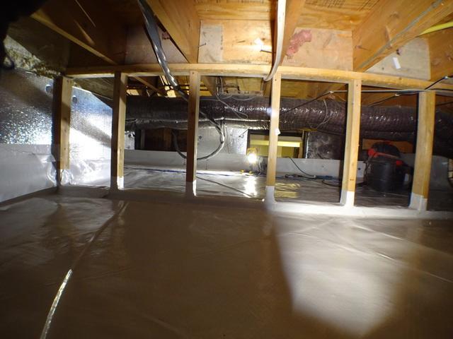Sewickley, PA  Crawl Space Repair