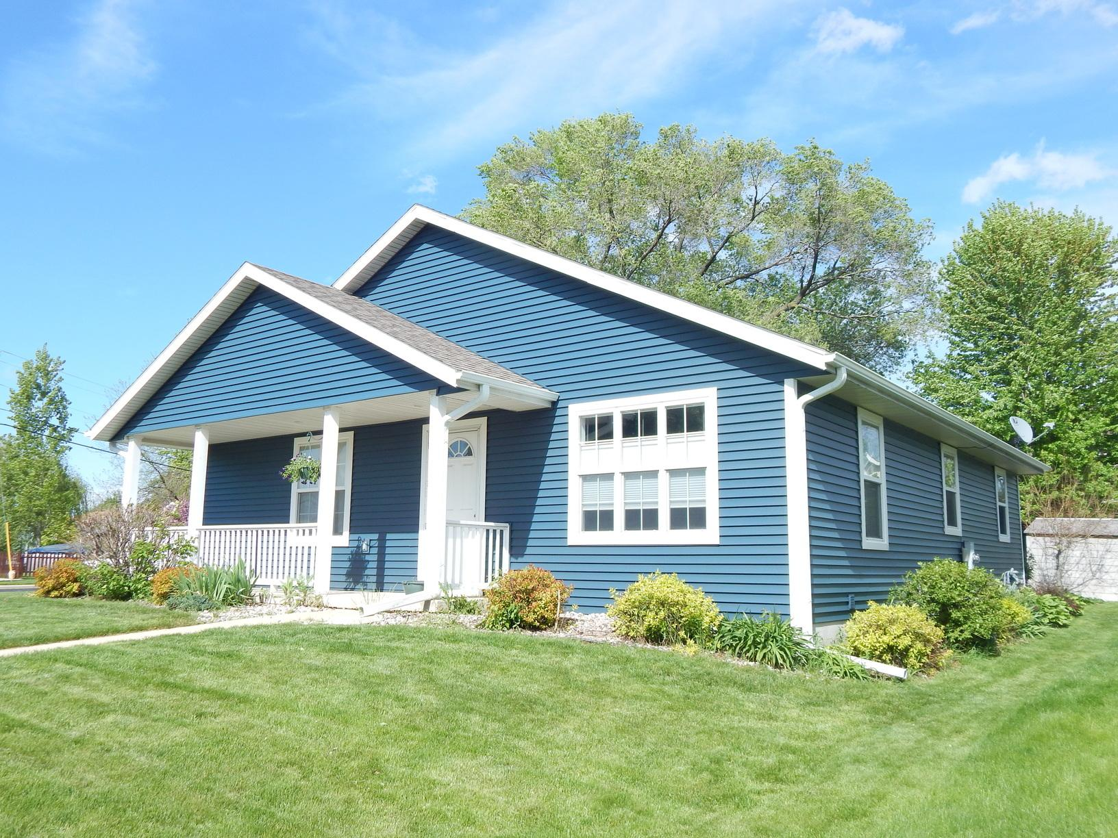 New Siding & Gutters in Madison, WI - After Photo