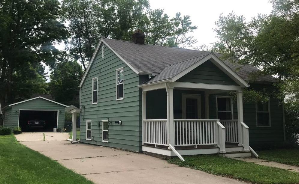 Madison Home gets a Metal Roof Installed - Before Photo