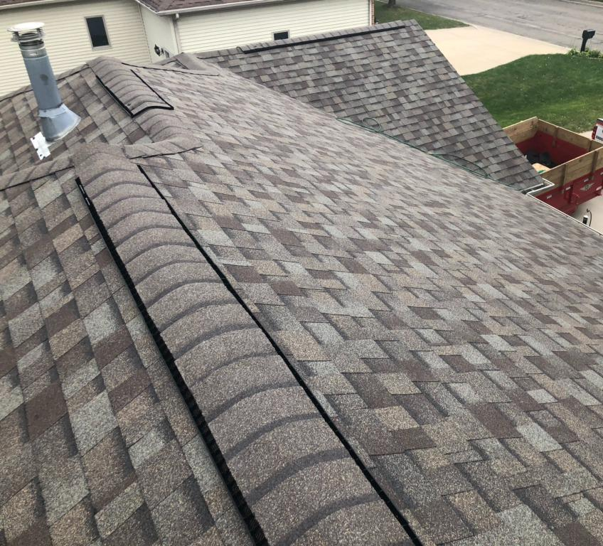 Roof Replacement in Sun Prairie - After Photo