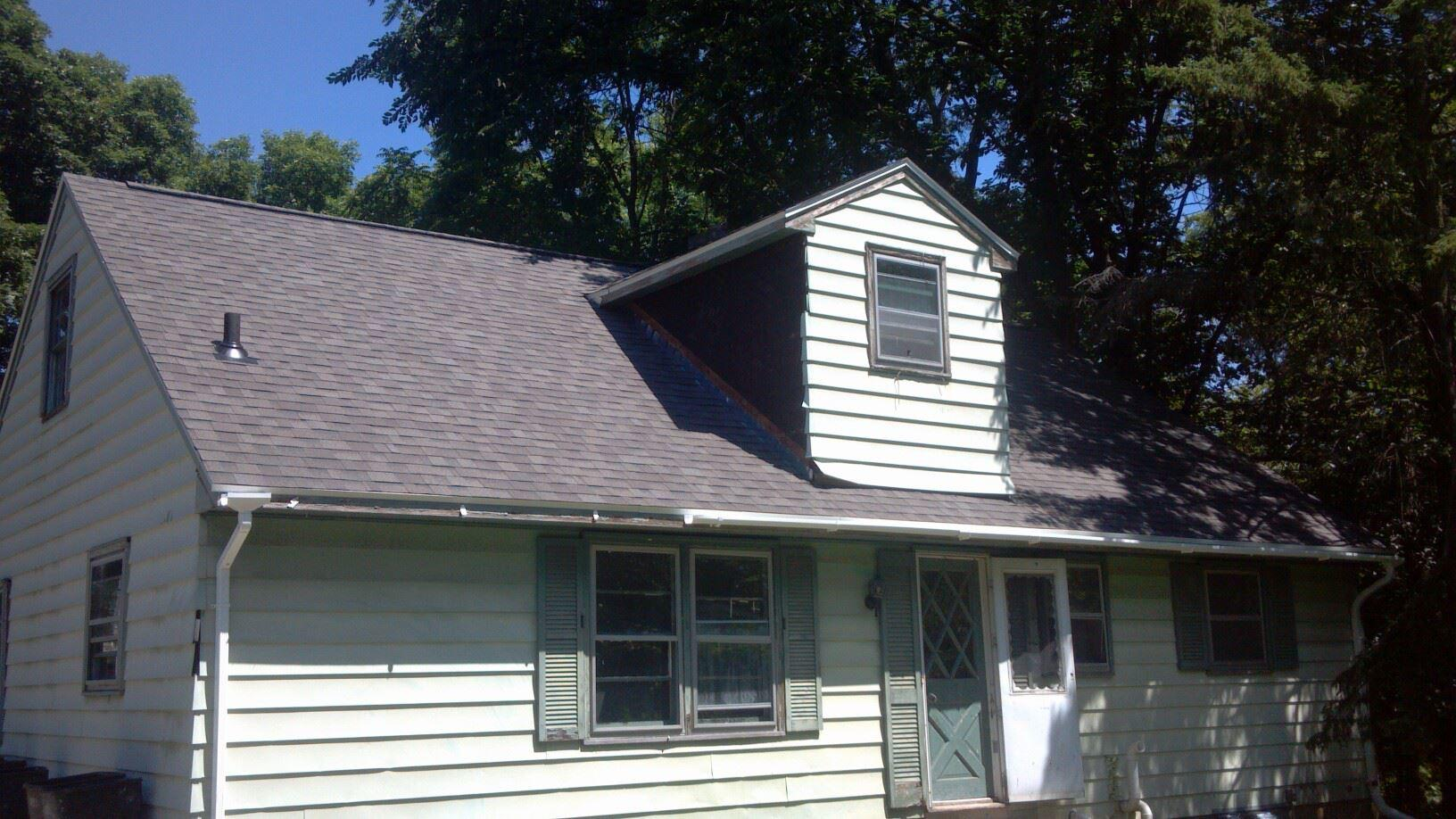 Roof Replacement in Madison, WI - After Photo