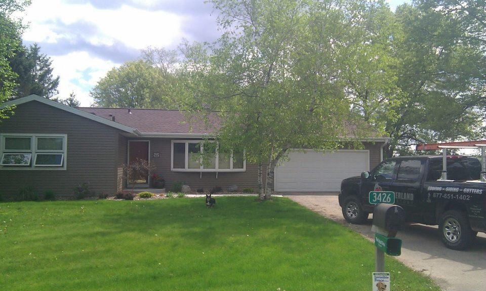 Roofing & Siding Replacement in Verona, WI - After Photo