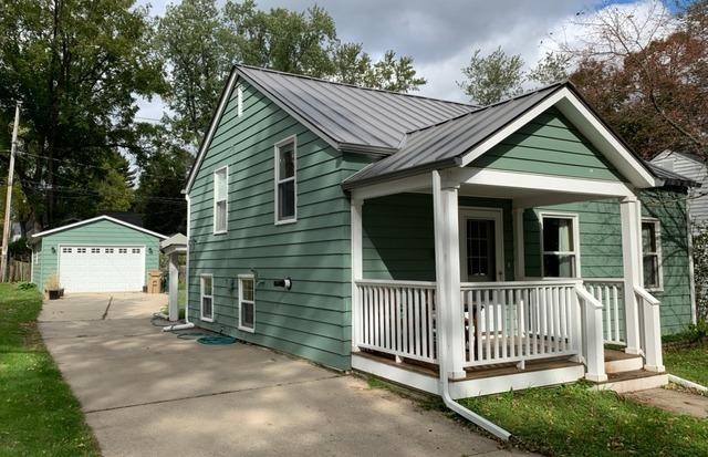 Madison Home gets a Metal Roof Installed - After Photo