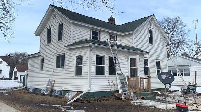 New Siding & Windows Installed in Sauk City, WI