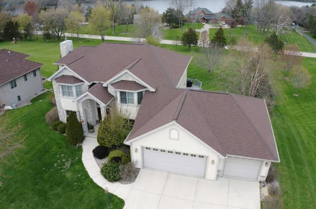 Asphalt Shingle Roof Replacement in Prairie du Sac, WI