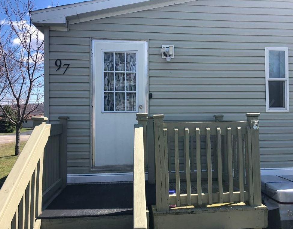 New Porch in Honeoye, NY - Before Photo