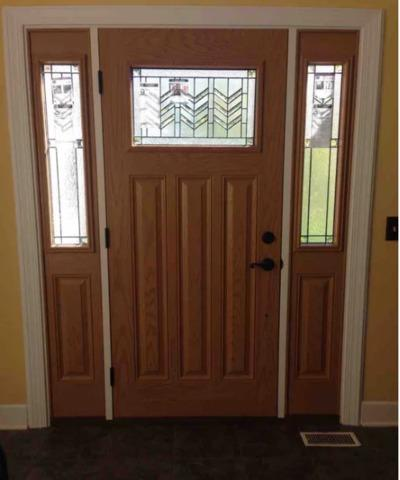 Millikin Entry Door Adds Style & Comfort to Syracuse, NY Home