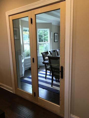 Home Office Remodel in Victor, NY
