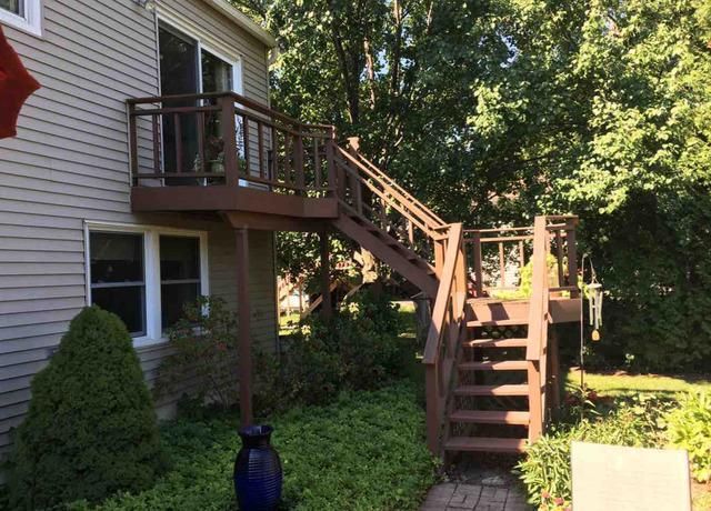 New Deck in Seneca Falls, NY