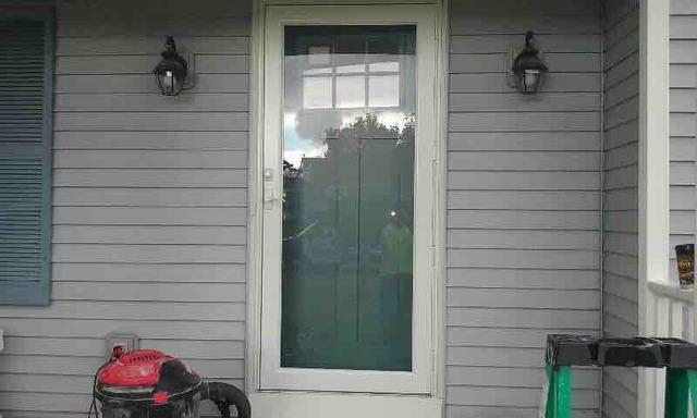 New Door Installed in Macedon, NY