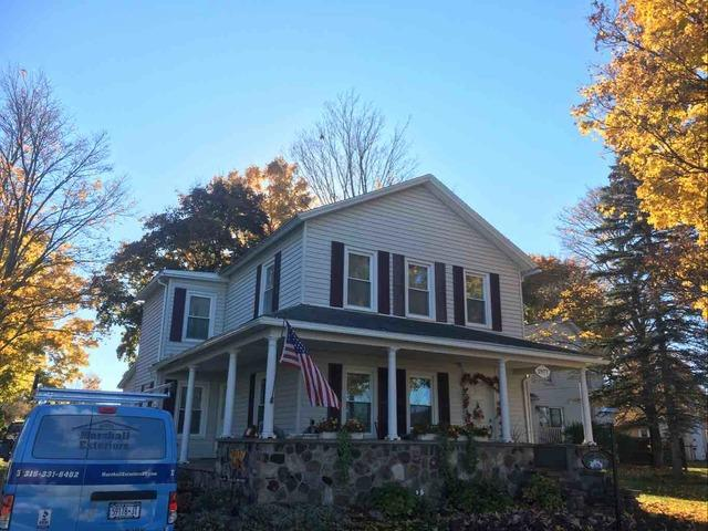 New Roof Exceeds Homeowners Expectations in Port Gibson, NY