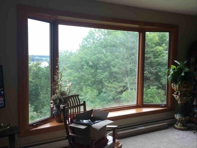 Beautiful, New Bay Window Installed in Huron, NY