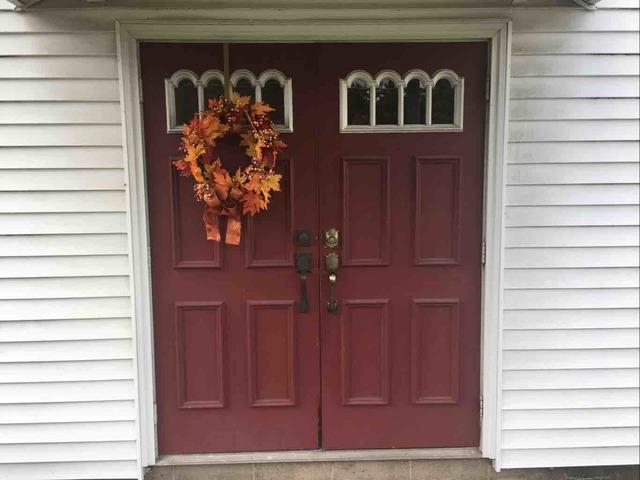 New Church Door in Alton, NY