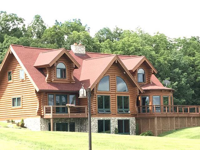 New Roof installation Upgrades Home in Canandaigua, NY