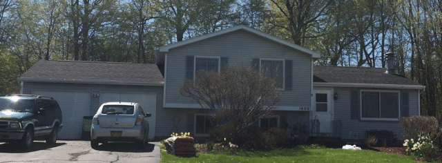 New Roof Protecting this Walworth, NY