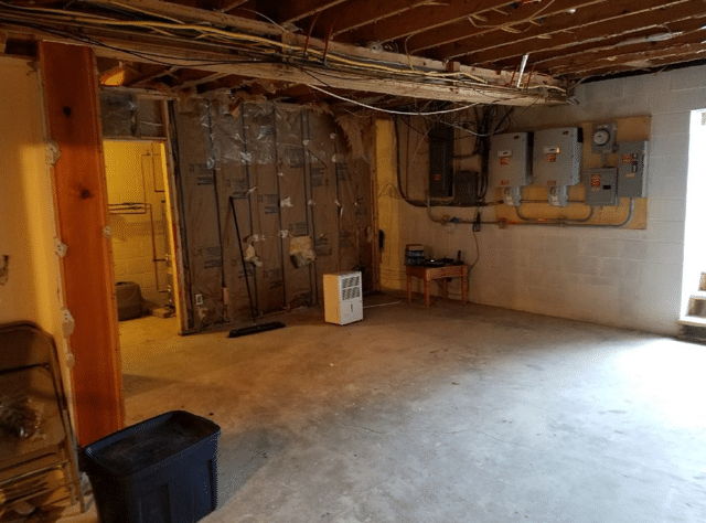 Basement Remodeled in Seneca Falls, NY