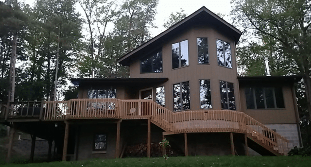Updated Siding and Windows in Clifton Springs, NY