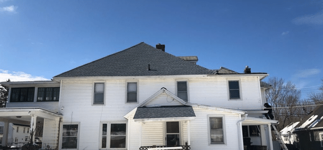 A New Roof Protects this Ontario, NY Home